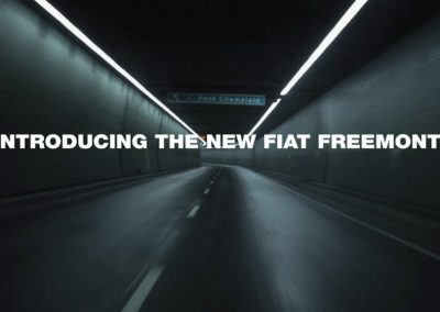 FIAT Freemont Salone di Francoforte 2011