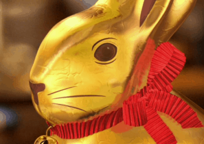 "Lindt ""Gold Bunny"" 15″"