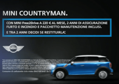 "MINI ""Countryman"" 30″"
