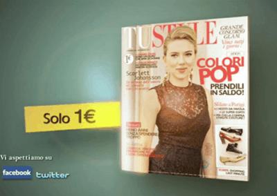 Mondadori – Tu Style 15″