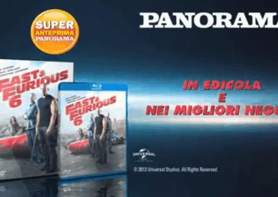 Mondadori Panorama Fast & Furious 6 10″