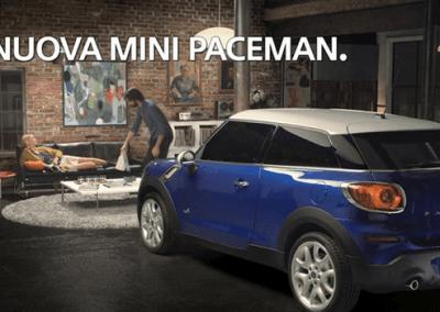 """MINI """"Paceman"""" 15″"""
