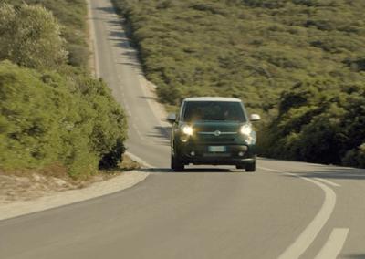 """FIAT 500L Living-""""Date"""" 45″"""