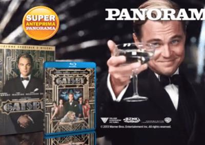 Mondadori Panorama Il grande Gatsby 10″