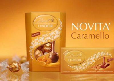 "Lindor ""Caramel"" 30″+15″"