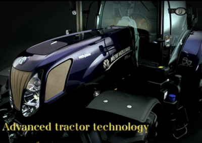 "New Holland – ""T7 Golden Jubilee"""