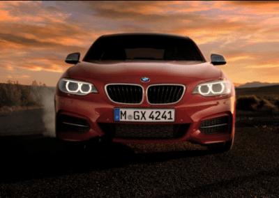 BMW S2 F22 30″