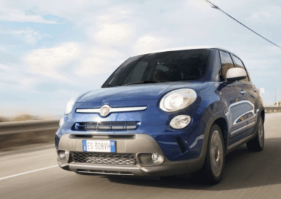 FIAT 500 L Model Year  20″+30″