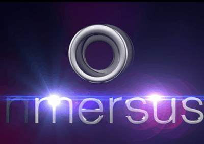 INMERSUS – Logo animation