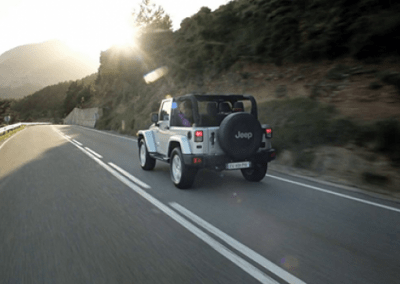 Jeep Wrangler – Power Within 30″