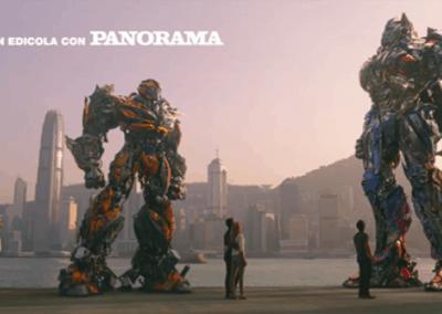 Mondadori Panorama Transformers4 10″