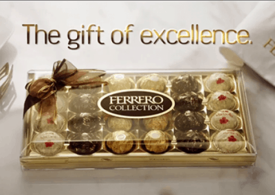 Ferrero Rocher Collection full pack 45″