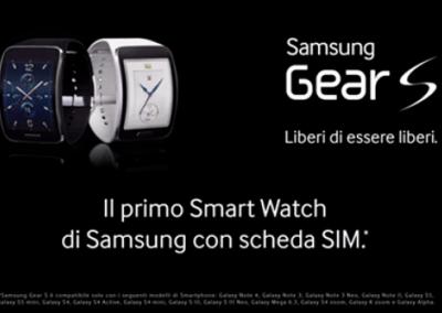 Samsung GearS – Tutorial