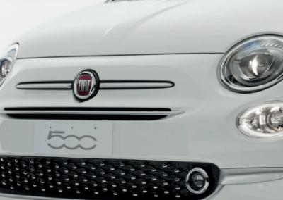 FIAT 500 Improve 40″
