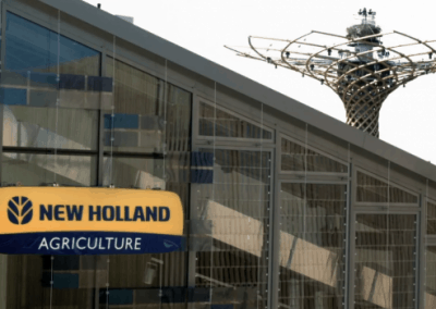 New Holland@Expo2015