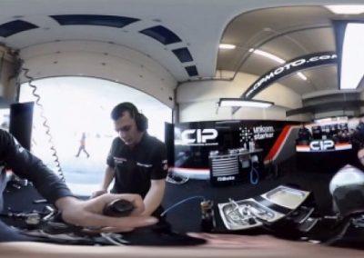 360 video – Un giorno da campioni