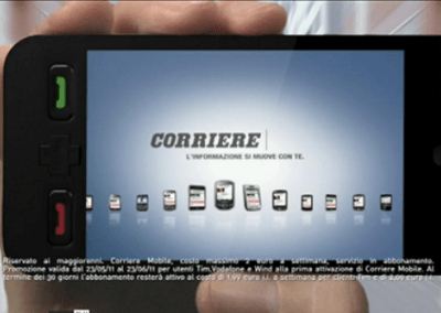 RCS Corriere Mobile Tutorial 30″