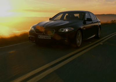 "BMW Serie 5 ""Story of Joy"" 30″"