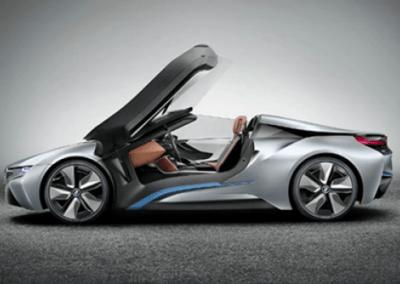 """BMW """"I Spyder"""" 2′:16″"""