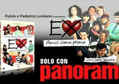 """Mondadori Panorama """"Ex amici come prima"""" 10″"""