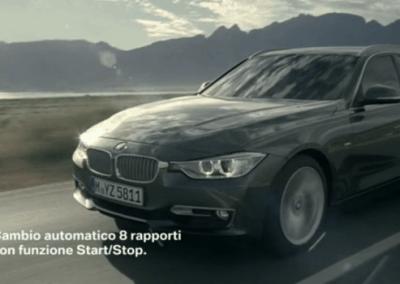"BMW ""Luoghi Nascosti"" 30″"