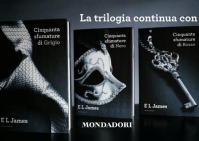 """Mondadori """"50 sfumature di grigio"""" 10″"""