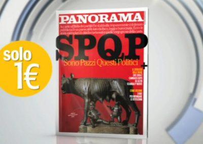 "Mondadori Panorama ""Rilancio"" 15″"
