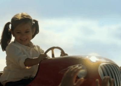 """Autostrade per L'Italia """"Bambina"""" 30″"""