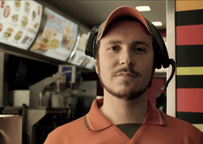 "Mc Donald's ""Employment"" 30″"