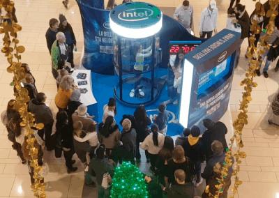 Intel Xmas Tour 2019
