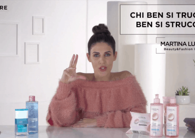 L'Oreal Paris Skin & Care – Tutorials
